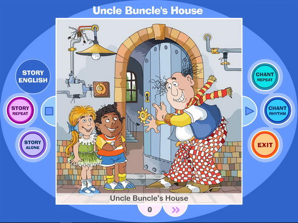 Uncle Buncle's House - Дом дяди Банкла