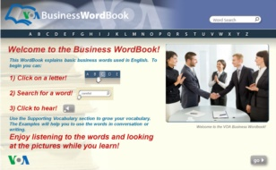 The VOA Business Wordbook